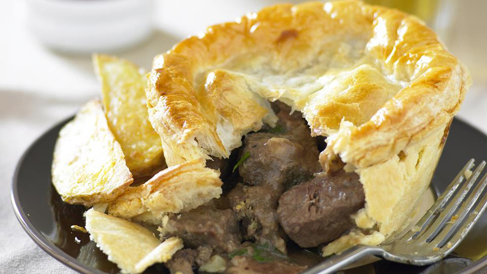 Steak And Kidney Pie 9kitchen