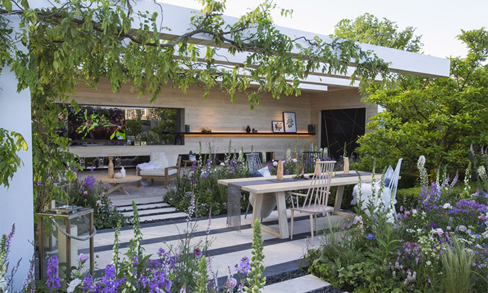 Top gardening ideas from the chelsea flower show 2016 for Garden designs 2016