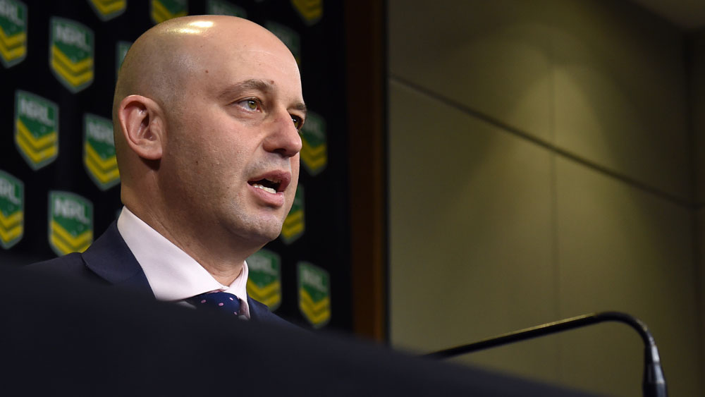 NRL sets tentative $9m salary cap for 2018