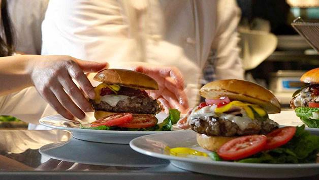 Rockpool Hamburger