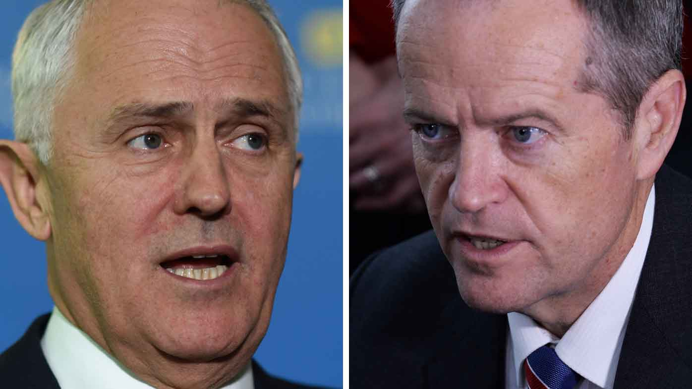 Labor, Coalition neck and neck in the polls two weeks out