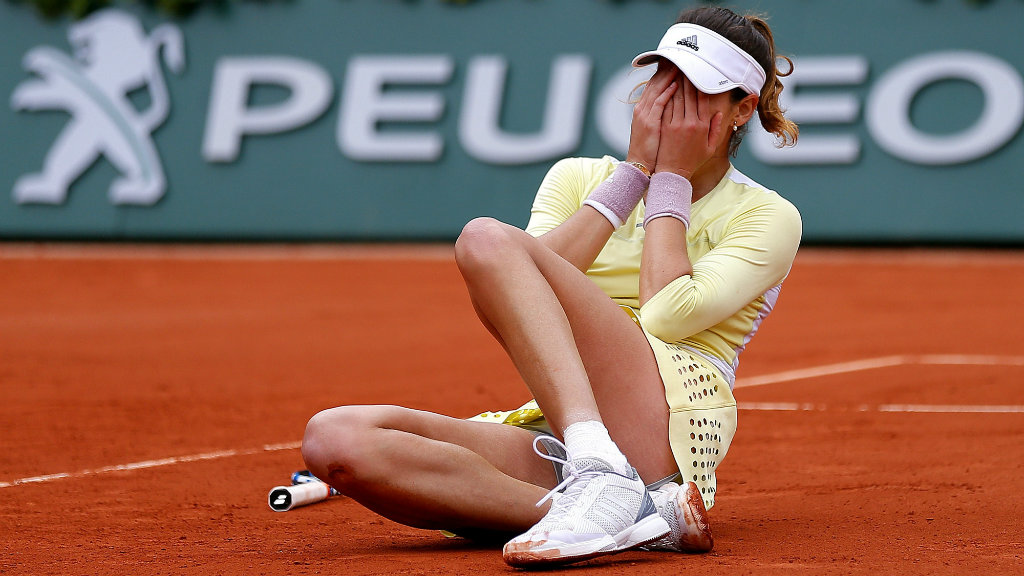 Muguruza ready for second Wimbledon final