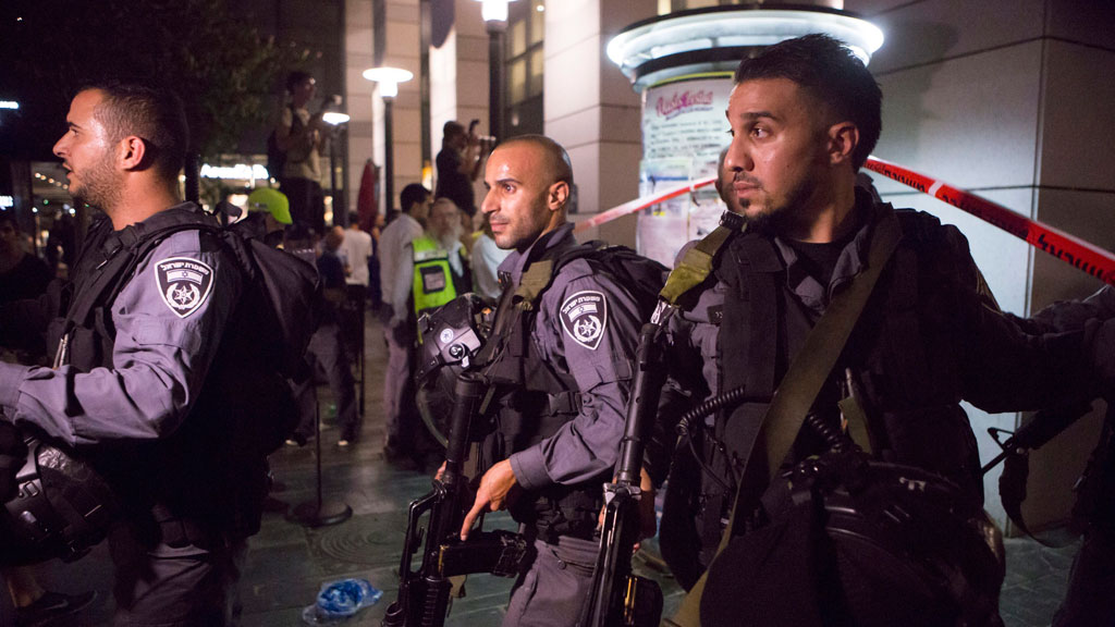 At least three have been killed in a mass shooting in Israel. (AAP)