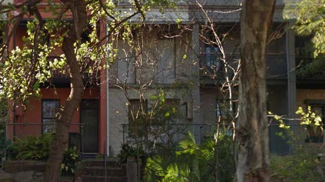 Sydney squatter moves in and claims million dollar home