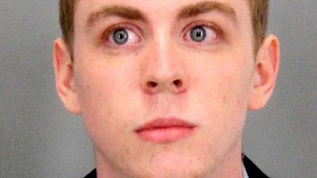 Brock Turner blames booze, 'party culture' for Stanford rape