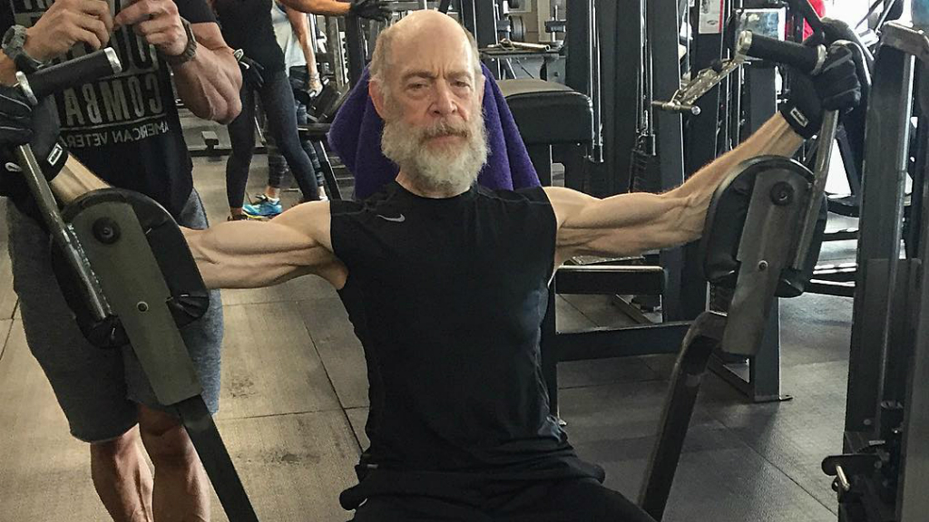 Actor J.K. Simmons gets ripped for new Justice League movie
