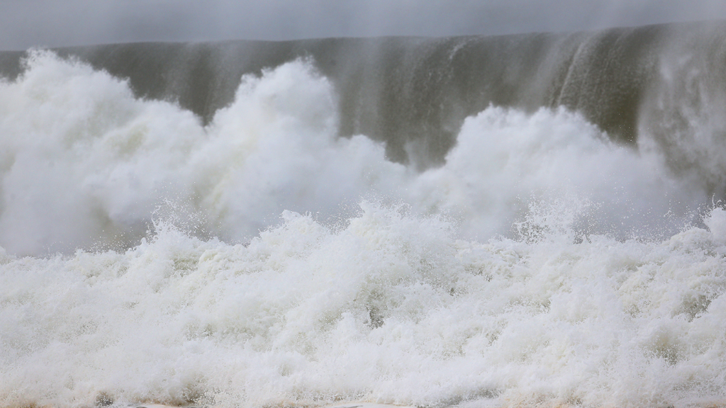 Monster 17.7m wave measured off NSW South Coast during storms smashes state record
