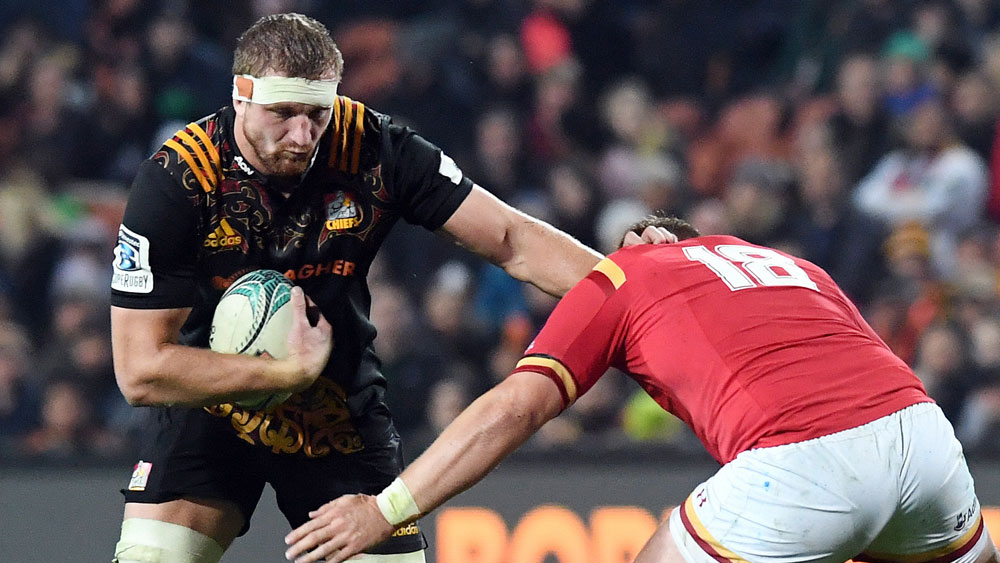 Chiefs' Dominic Bird (AAP)