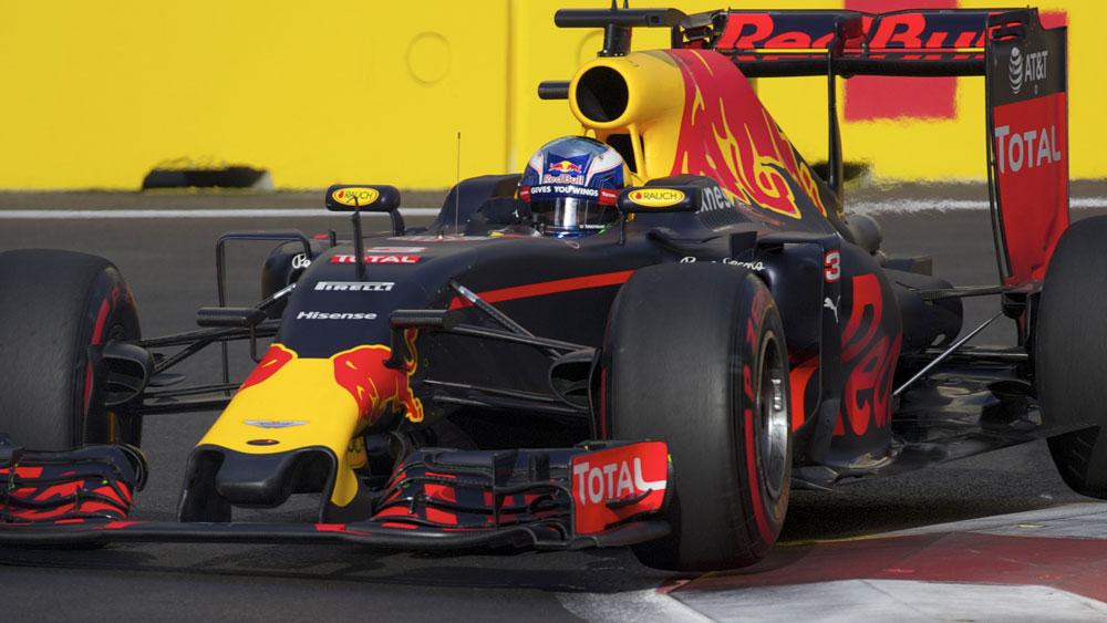 Daniel Ricciardo (AAP)