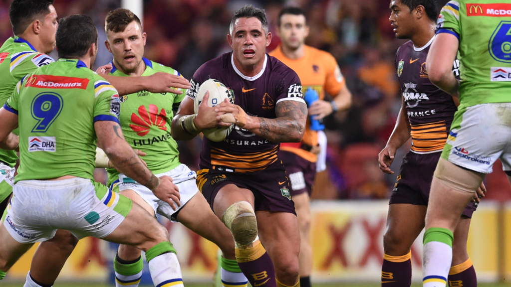 Corey Parker will play his 18 Origin on Wednesday. (AAP)