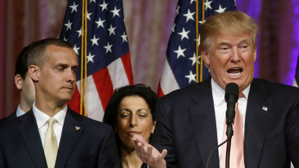 Donald Trump fires US presidential campaign manager