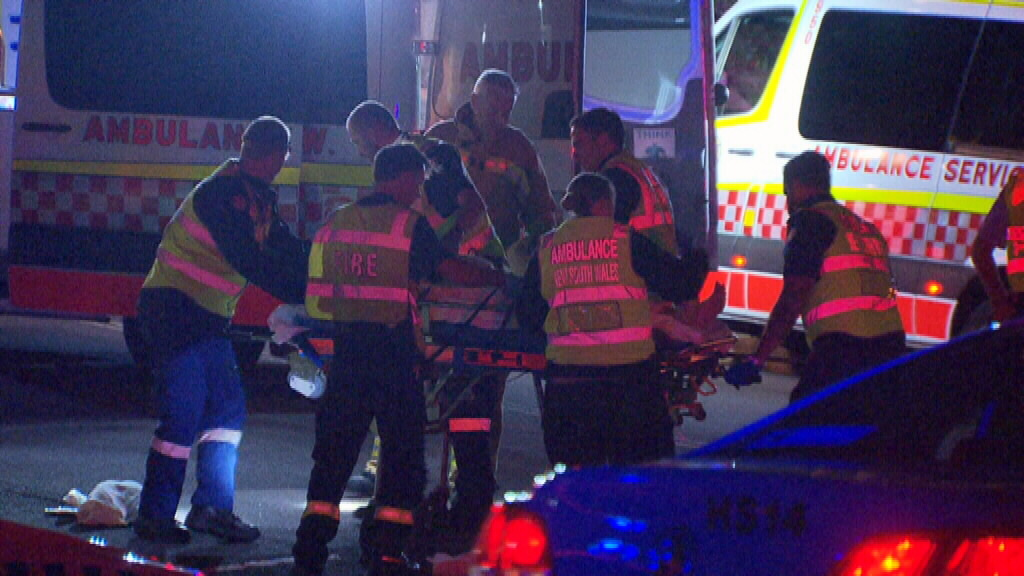 Man hit by bus on Sydney's North Shore