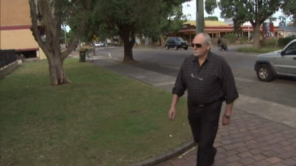 Nelson originally said his Facebook account had been hacked. (9NEWS)