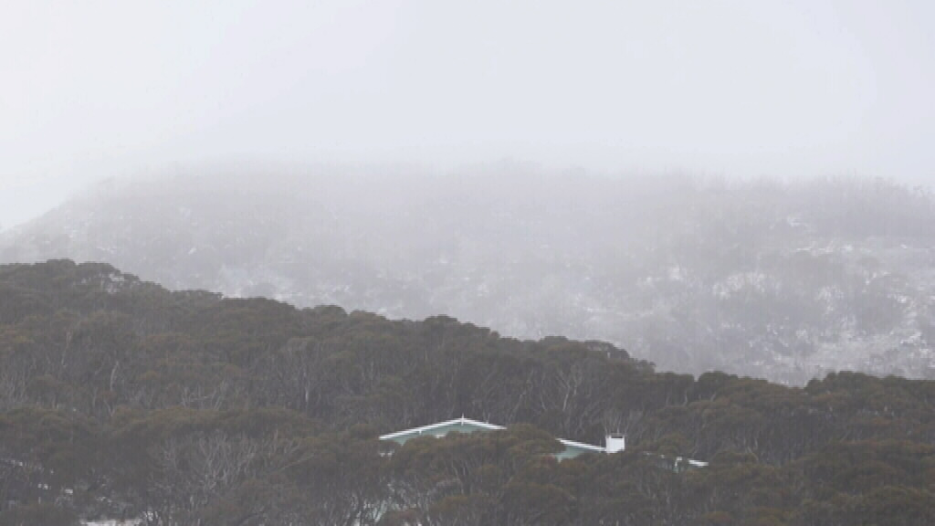 Cold weather is expected to sweep south-east Australia. (9NEWS)