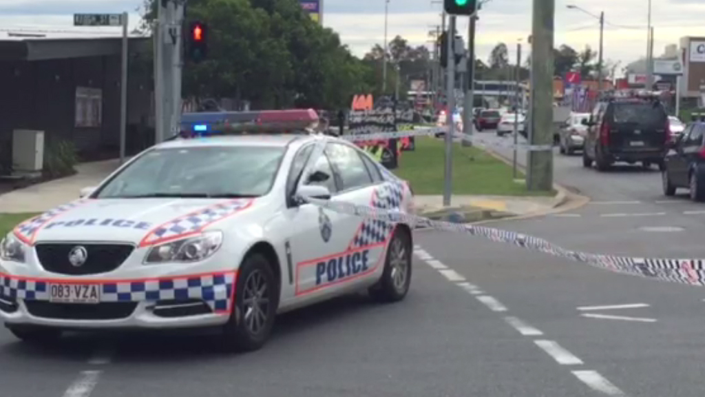 Suspicious device removed from West Ipswich shopping complex