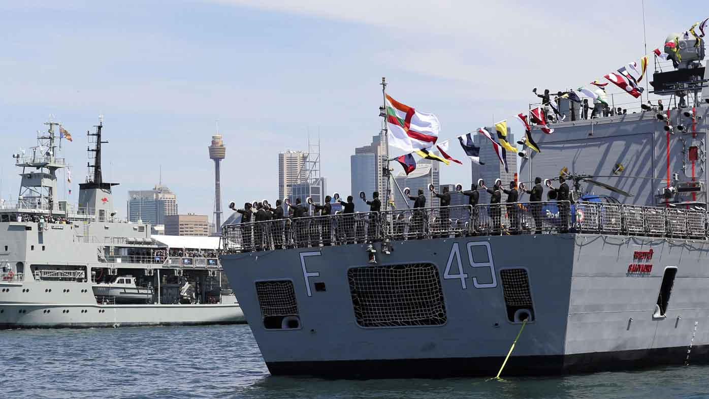 'Don't dob' culture hid navy abuse