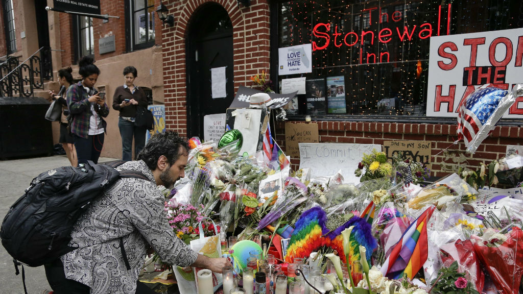 New York's Stonewall Inn now a national monument to the gay rights movement