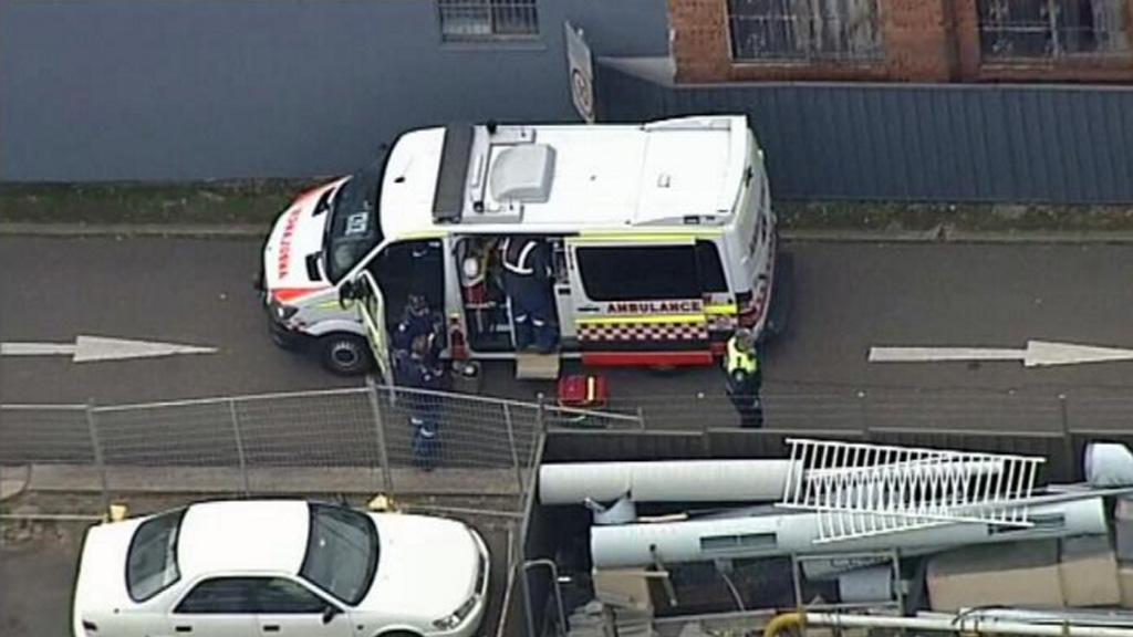Two men stabbed in Lidcombe, in Sydney's west