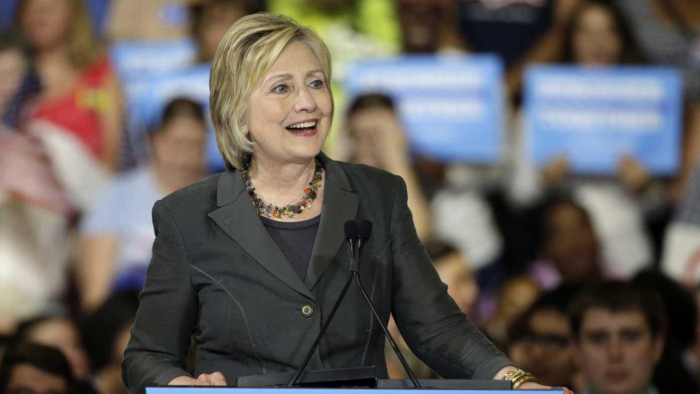 Clinton regains double-digit lead: US poll
