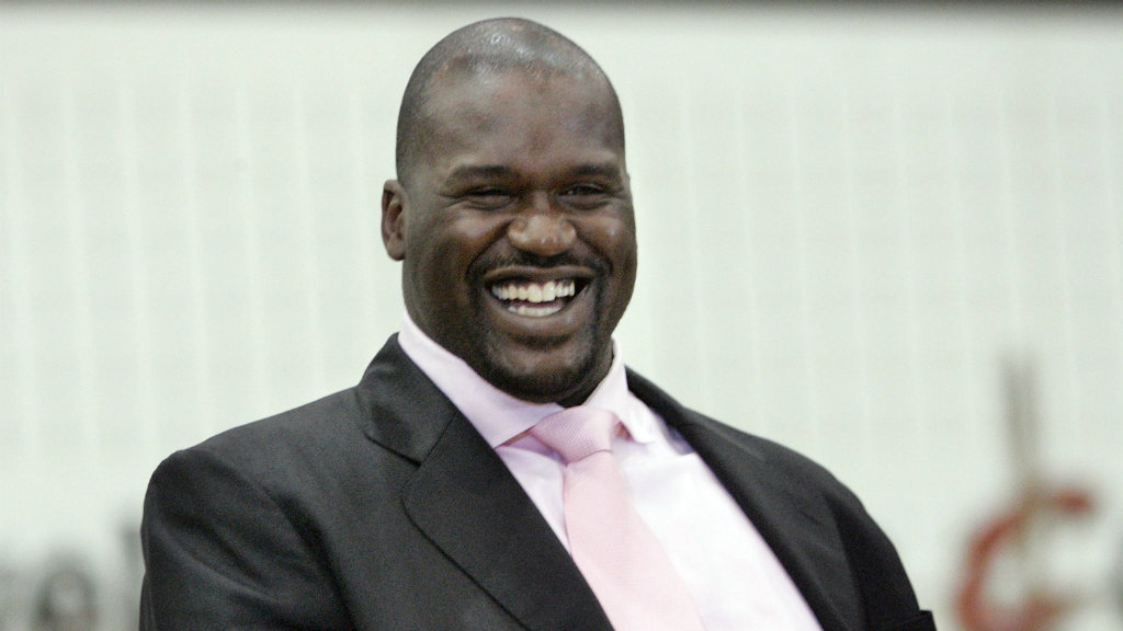 Barack Obama names former basketball star Shaquille O'Neal as US sports envoy to Cuba