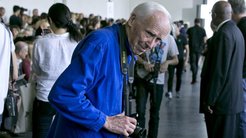 Master of street fashion photography Bill Cunningham dies aged 87