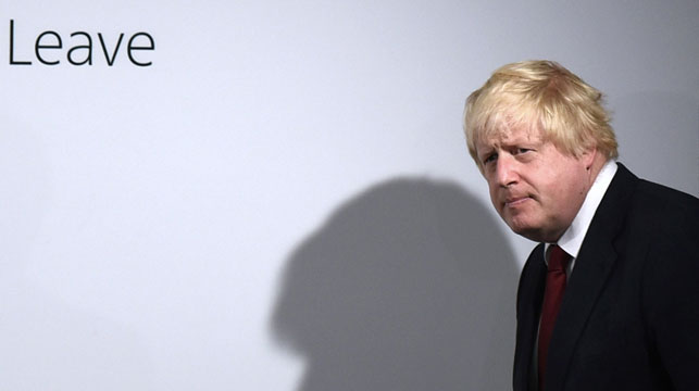 Boris Johnson breaks silence, but no answers for Brexit plan