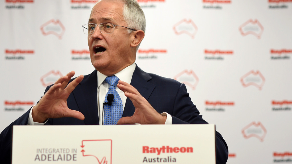Turnbull discusses taking advice and dictatorship on Kitchen Cabinet