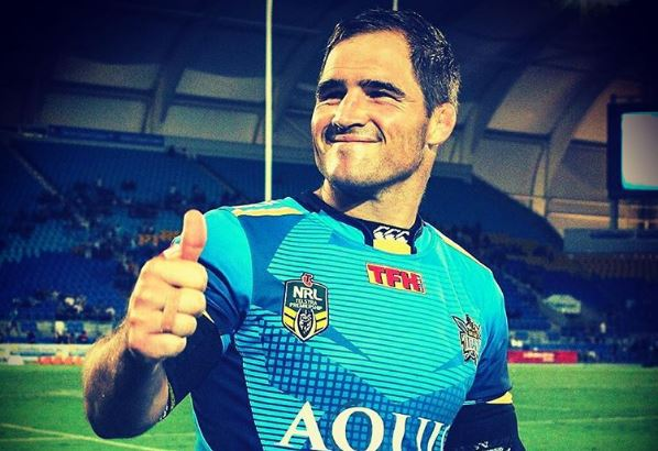Gold Coast Titans co-captain Nathan Friend to retire at end of 2016 season