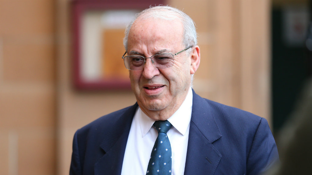 Former NSW politician Eddie Obeid loses civil case against ICAC