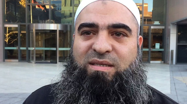 Bullet will lead to Allah: Sydney man told