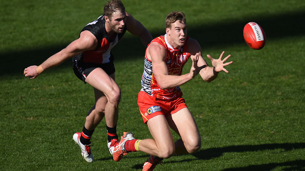 Suns shine to end AFL losing run