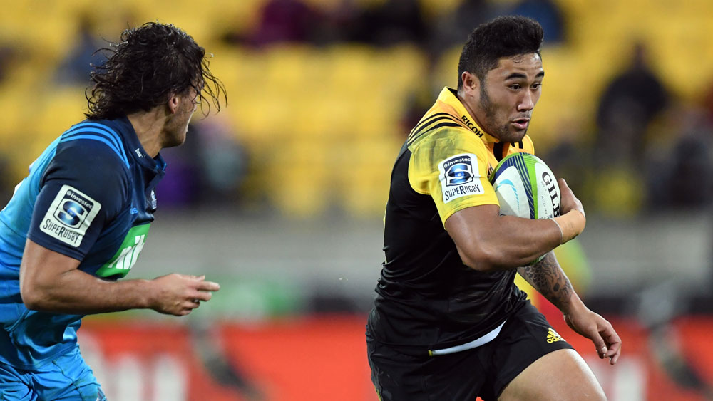 Hurricanes see off staunch Blues challenge