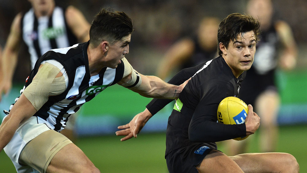 Magpies emerge with scrappy AFL win
