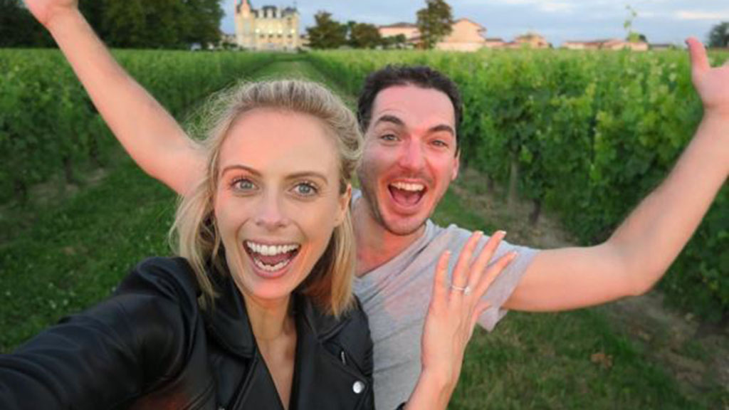TODAY Show's Sylvia Jeffreys and Peter Stefanovic announce engagement