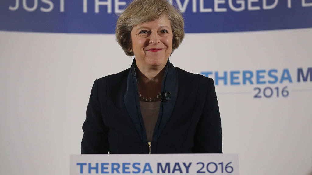 Theresa May will trigger the UK's exit from the EU next Wednesday
