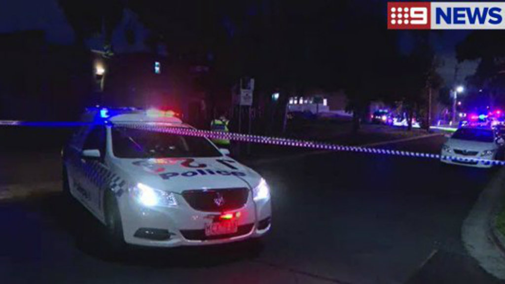 Man shot dead on street in Melbourne's north