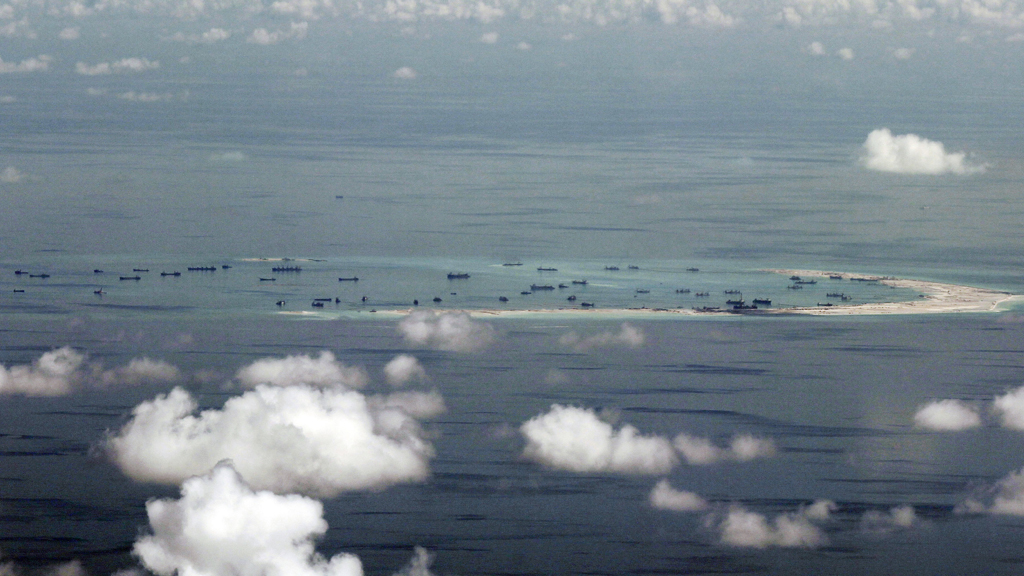 China has 'no historic rights' to disputed territory in the South China Sea