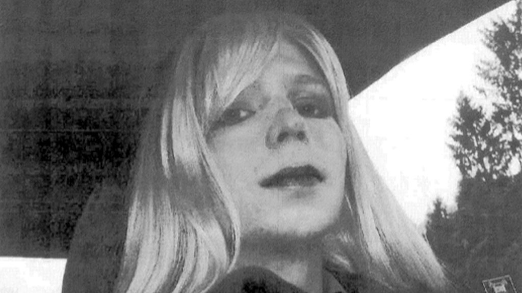 Wikileaks source Chelsea Manning 'okay' after suicide attempt