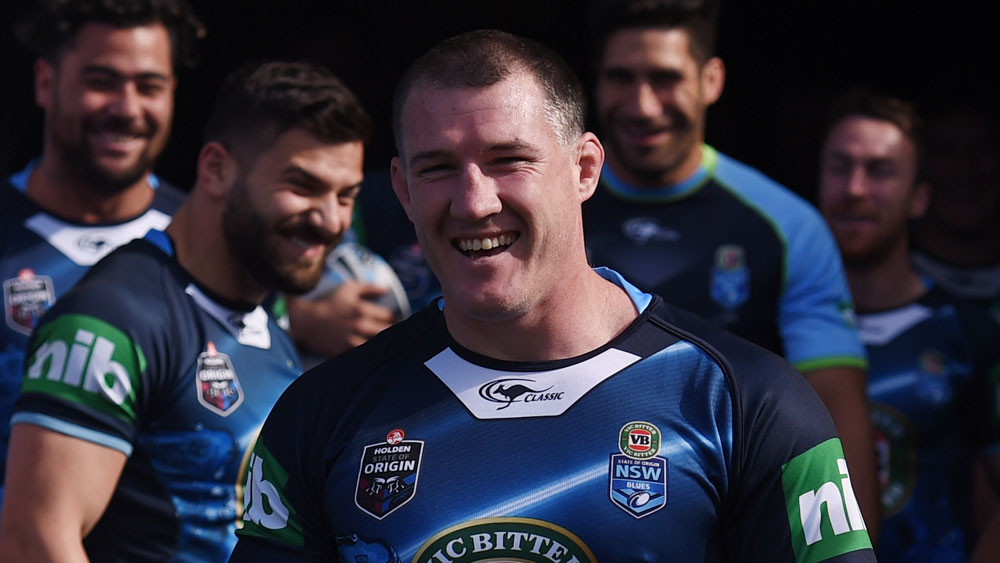 Paul Gallen. (AAP)