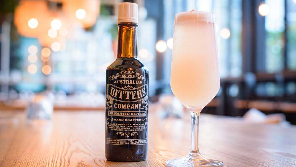 Tom Price's bitter sweet Dry July mocktail for Hunter Gatherer