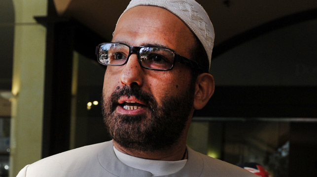 Lindt Cafe siege gunman Man Monis. (AAP)