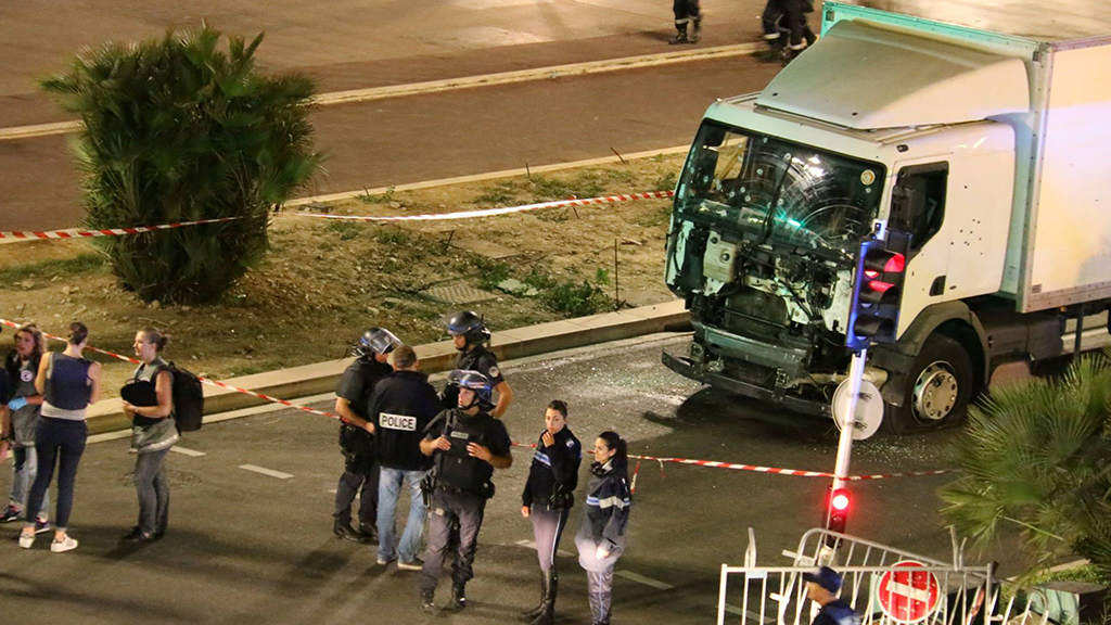 Bastille Day: Terror truck driver was a 31-year-old French-Tunisian man: report
