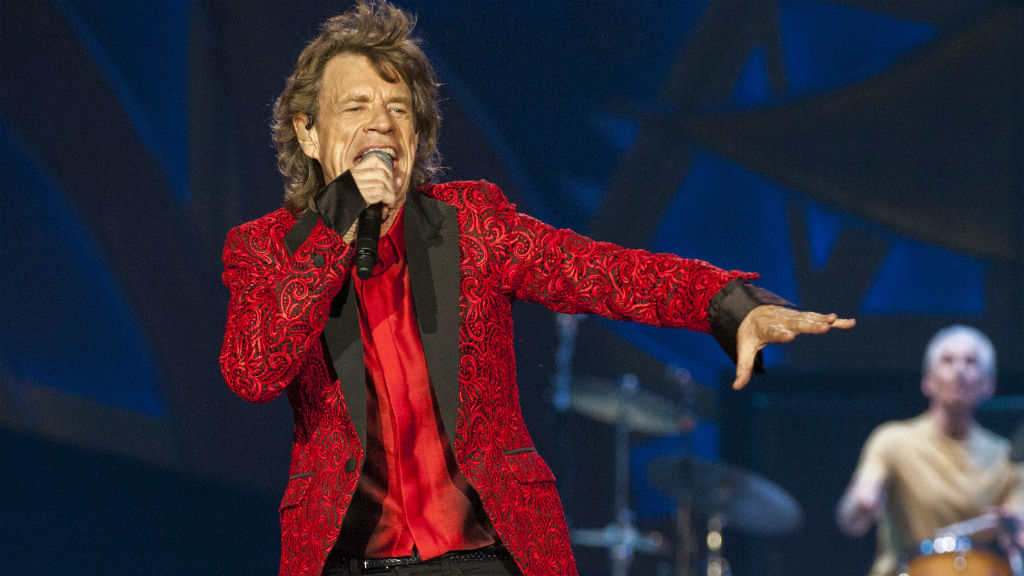 Mick Jagger, 72, expecting his eighth child
