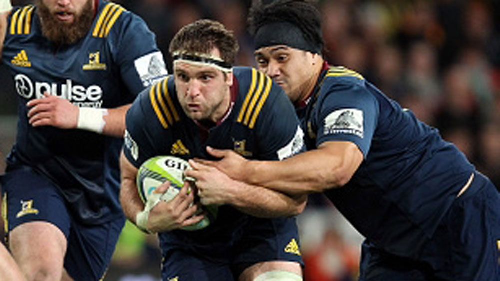 Highlanders go above Chiefs in Super Rugby
