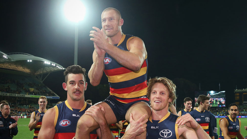 Crows beat Magpies by 28 points in AFL