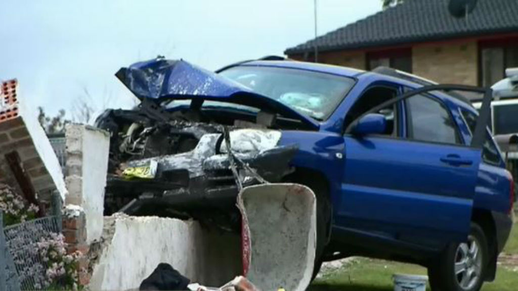 The victim is fighting for his life in hospital. (9NEWS)