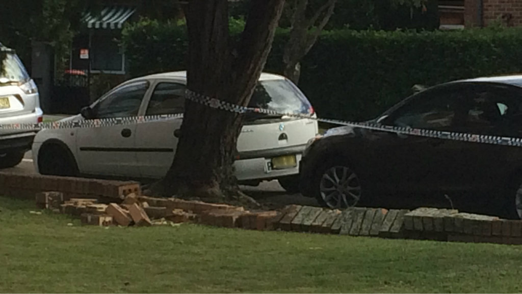 A woman has died after being hit by a car in Brighton-Le-Sands. (Rebecca Resuta/9news.com.au)