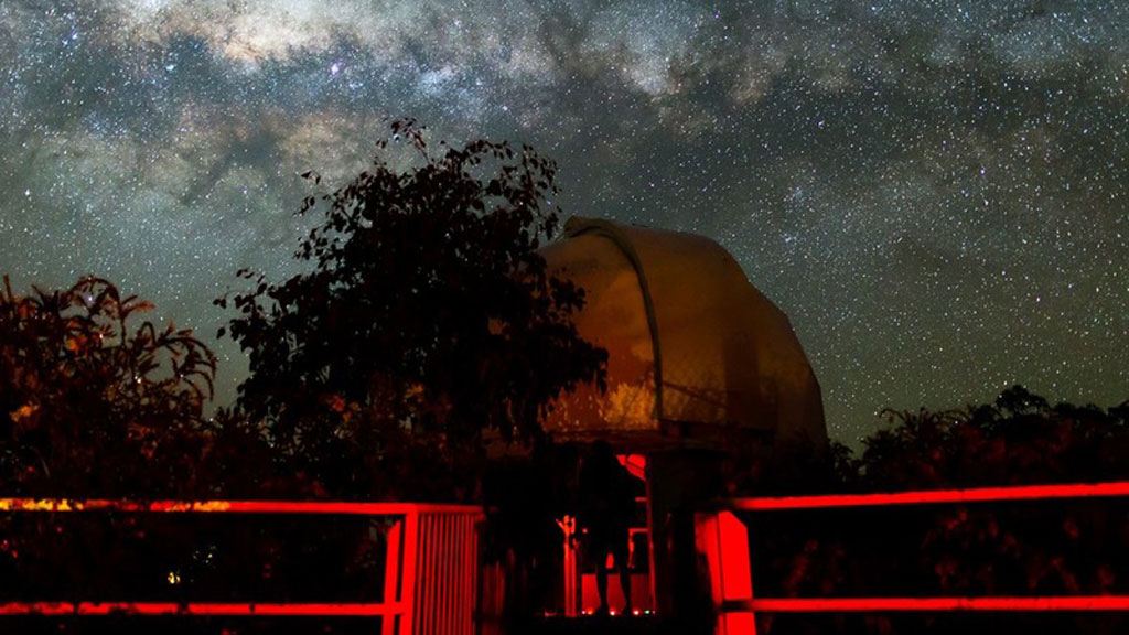Nsw Cements Itself As The Star Gazing Capital Of Australia