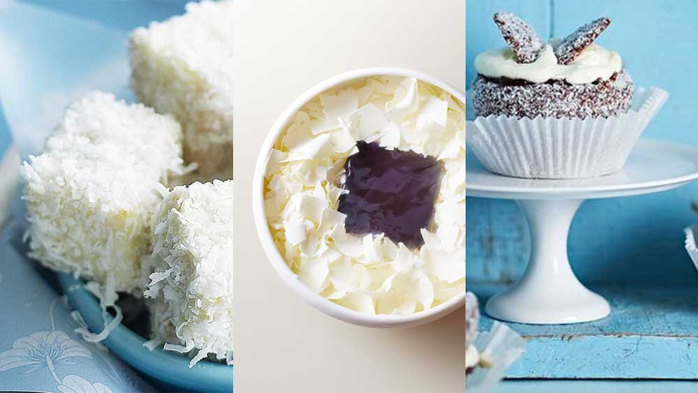 Lamington recipes with wow factor