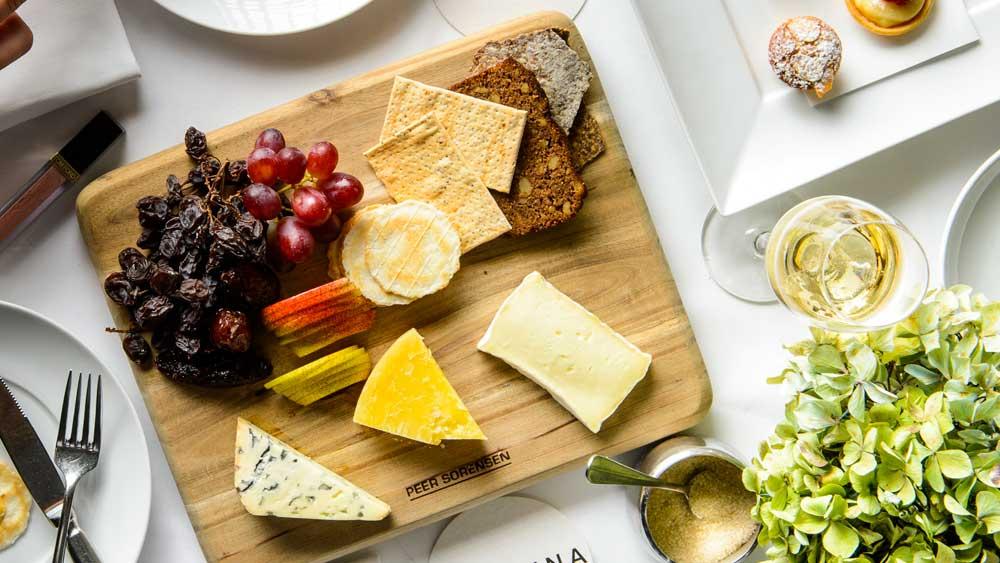 Catalina cheese platter